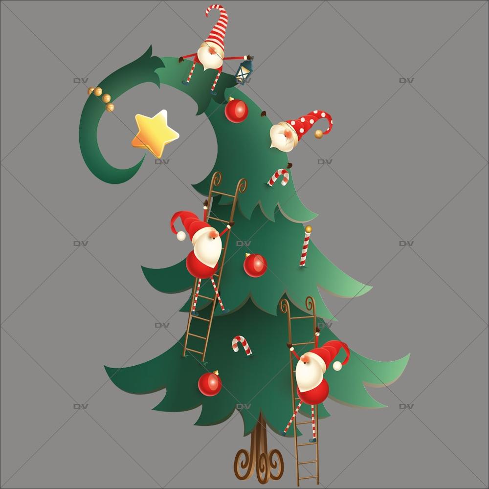 sticker-sapin-lutins-boules-lanterne-etoile-noel-theme-cartoon-vitrine-noel-electrostatique-vitrophanie-sans-colle-DECO-VITRES-SP31D