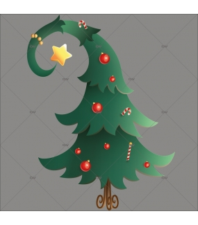 sticker-sapin-boules-etoile-noel-theme-cartoon-vitrine-noel-electrostatique-vitrophanie-sans-colle-DECO-VITRES-SP32D