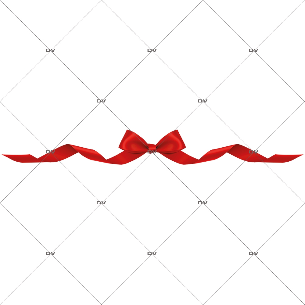 sticker-ruban-noeud-rouge-vitrine-noel-electrostatique-vitrophanie-sans-colle-DECO-VITRES-NC13