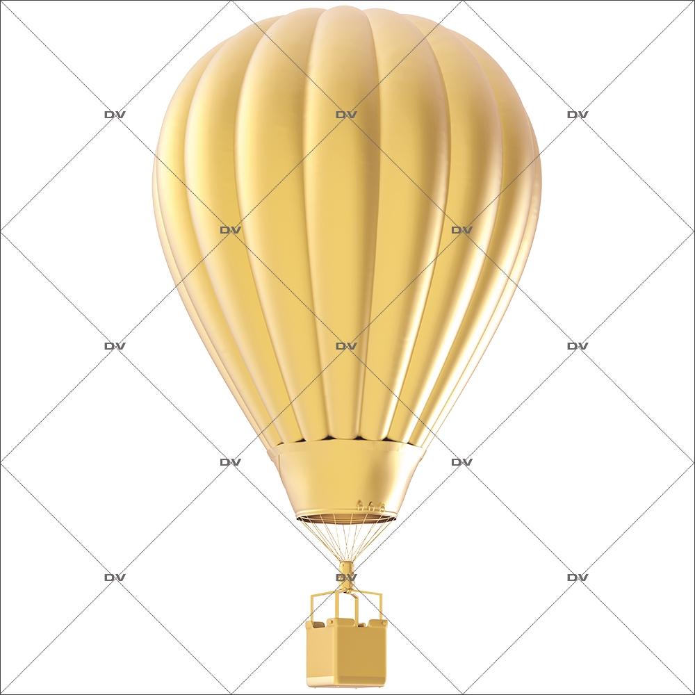 sticker-montgolfiere-or-dore-noel-theme-festif-ballon-metallique-vitrine-noel-electrostatique-vitrophanie-sans-colle-DECO-VITRES-MG1