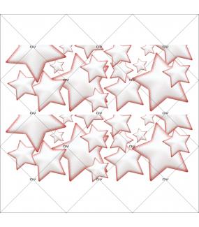 sticker-frises-etoiles-givrees-theme-etoile-rouge-blanc-vitrine-noel-electrostatique-vitrophanie-sans-colle-DECO-VITRES-CET11