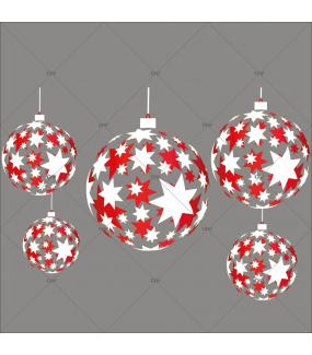 sticker-frise-de-boules-etoiles-rouges-et-blanches-vitrine-noel-electrostatique-vitrophanie-sans-colle-DECO-VITRES-BDN11