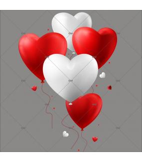 sticker-ballons-coeurs-rouges-blancs-noel-fetes-meres-peres-saint-valentin-anniversaires-soldes-vitrine-electrostatique-vitrophanie-sans-colle-DECO-VITRES-SV63