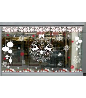 photo-sticker-frises-cadeaux-suspensions-boules-etoiles-givrees-boule-geante-cristaux-rennes-noel-iconique-decoration-vitrine-vitrophanie-electrostatique-sans-colle-reutilisable-DECO-VITRES