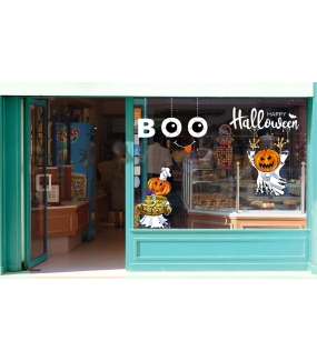 photo-vitrine-sticker-electrostatique-vitrophanie-halloween-citrouille-fantome-patissier-toile-araignee-deco-vitres-happy-boo