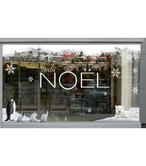 photo-sticker-pingouins-ourson-polaire-banquise-frise-geante-de-cristaux-texte-joyeux-noel-blanc-noel-polaire-arctique-decoration-vitrine-vitrophanie-electrostatique-sans-colle-reutilisable-DECO-VITRES