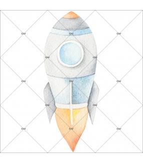 sticker-mural-fusee-vaisseau-spacial-espace-chambre-bebe-enfant-garcon-fille-tissu-adhesif-enlevable-sans-pvc-encres-latex-ecologiques-mural-DECO-VITRES-ST196