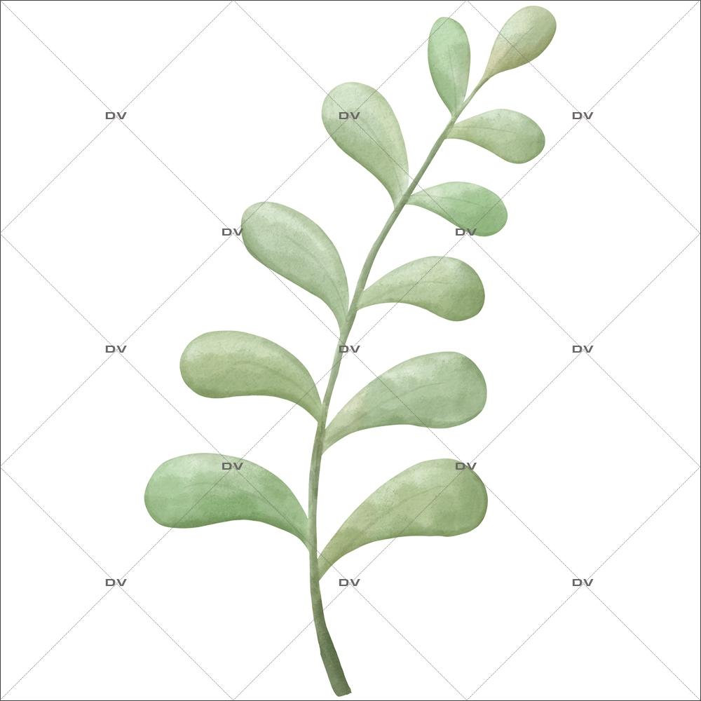 sticker-mural-feuilles-vert-clair-chambre-bebe-enfant-garcon-fille-tissu-adhesif-enlevable-sans-pvc-encres-latex-ecologiques-mural-DECO-VITRES-ST201