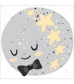 sticker-lune-noeud-papillons-etoiles-chambre-enfant-bebe-garcon-adhesif-tissu-enlevable-ecologique-DECO-VITRES-ST183