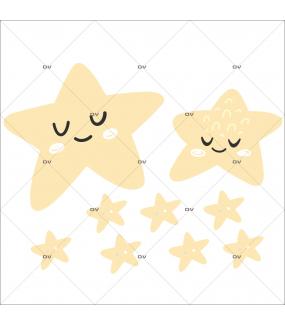 sticker-9-etoiles-dodo-chambre-enfant-bebe-garcon-adhesif-tissu-enlevable-ecologique-DECO-VITRES-ST184
