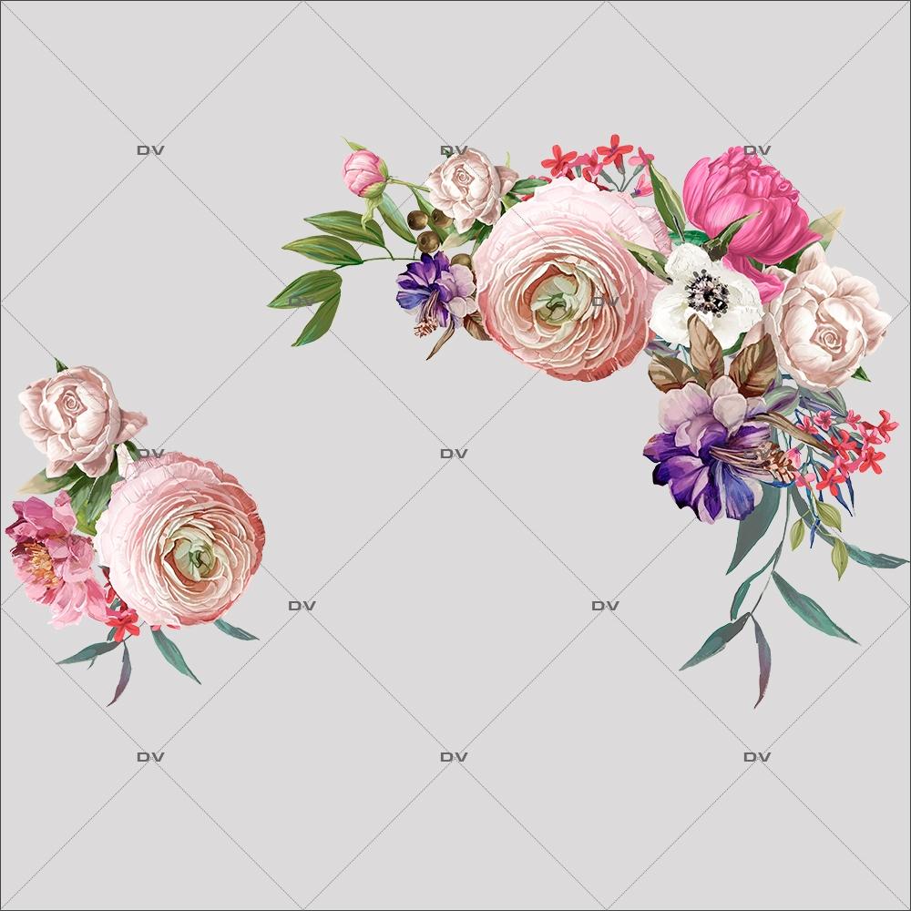 sticker-angle-fleurs-aquarelle-romantique-watercolor-fleurs-roses-printemps-fete-des-meres-decoration-vitrine-vitrophanie-electrostatique-sans-colle-reutilisable-DECO-VITRES-FLEURS39D