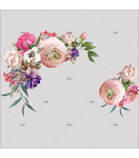 sticker-angle-fleurs-aquarelle-romantique-watercolor-fleurs-roses-printemps-fete-des-meres-decoration-vitrine-vitrophanie-electrostatique-sans-colle-reutilisable-DECO-VITRES-FLEURS39G