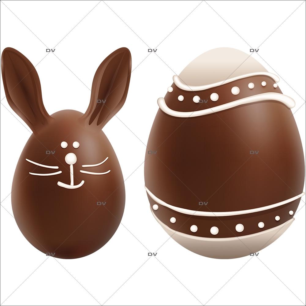 sticker-2-oeufs-de-paques-chocolat-lapin-decore-boulangerie-patisserie-decoration-vitrine-vitrophanie-electrostatique-sans-colle-reutilisable-DECO-VITRES-PAQ138