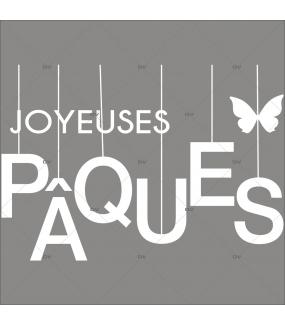 sticker-texte-joyeuses-paques-papillon-blanc-boulangerie-patisserie-decoration-vitrine-vitrophanie-electrostatique-sans-colle-reutilisable-DECO-VITRES-PAQ140