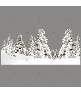 sticker-frise-paysage-sapins-enneiges-neige-hiver-sports-135-CM-vitrophanie-vitrine-noel-electrostatique-sans-colle-DECO-VITRES-FN6S
