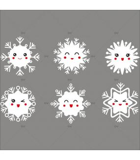 sticker-cristaux-cartoon-vitrophanie-vitrine-noel-electrostatique-sans-colle-DECO-VITRES-CX32