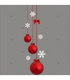 sticker-suspensions-boules-cristaux-noeuds-ruban-cadeau-rouge-blanc-vitrophanie-vitrine-noel-electrostatique-sans-colle-DECO-VITRES-FB60
