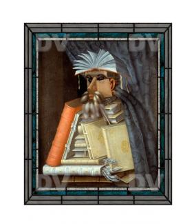 Sticker-vitrail-art-deco-retro-vintage-archimboldo-vitrophanie-électrostatique-sans-colle-repositionnable-réutilisable-ou-adhésif-décoration-fenêtres-vitres-DECO-VITRES