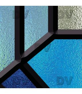 Sticker-vitrail-géométrique-bleu-art-deco-ancien-vintage-retro-vitrophanie-électrostatique-sans-colle-repositionnable-réutilisable-ou-adhésif-décoration-fenêtres-vitres-DECO-VITRES