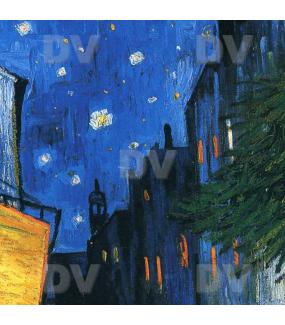 Sticker-vitrail-Van-Gogh-terrasse-Arles-retro-vintage-vitrophanie-électrostatique-sans-colle-repositionnable-réutilisable-ou-adhésif-décoration-fenêtres-vitres-DECO-VITRES