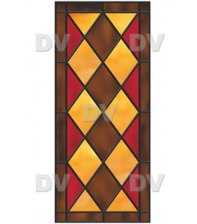 VITP1415 - Sticker vitrail personnalisé